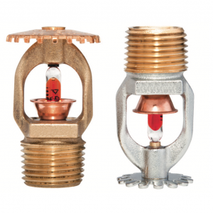 Upright, Pendent, and Recessed Pendent Sprinklers1